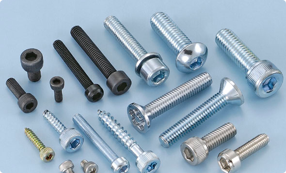 Wide range of bolts are available at House of Metrics , Ltd.