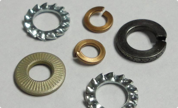 Different size of contact washers & Twin-Lock® Washers are available at House of Metrics , Ltd.
