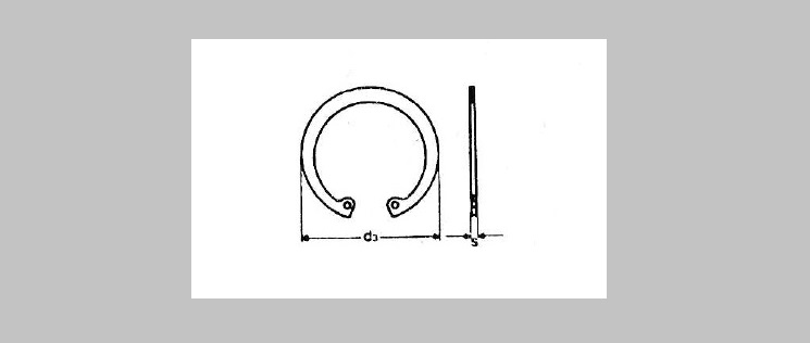 Internal Retaining Rings [DIN 472]