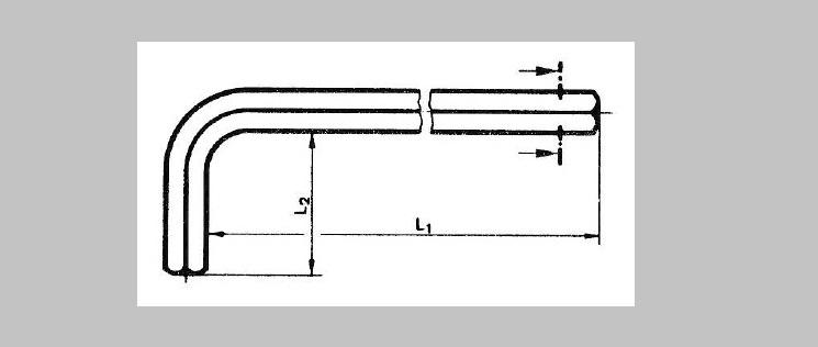 Hex Keys [DIN 911]