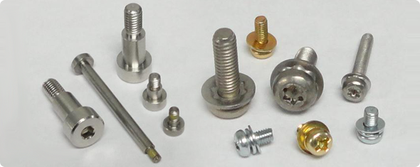 Unslotted Hex Washer Head Thread Rolling Screws [DIN 7500-D]