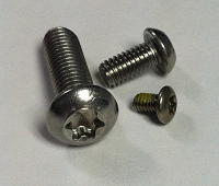 Torx Machine Screws